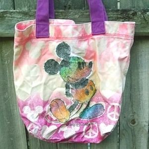 Walt Disney Mickey Mouse Tote